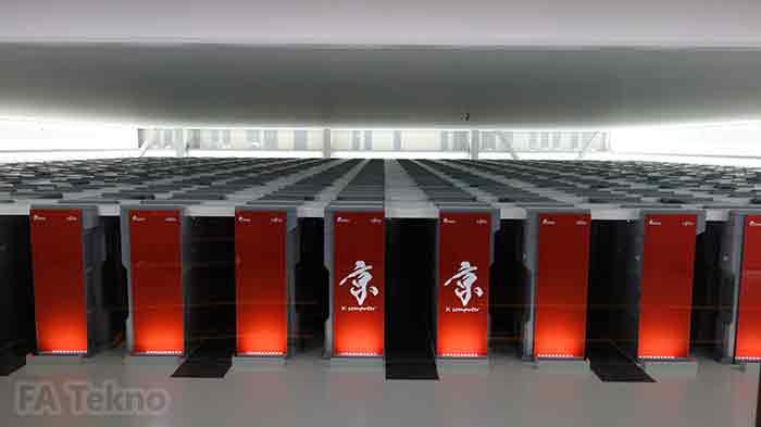 K Computer Supercomputer
