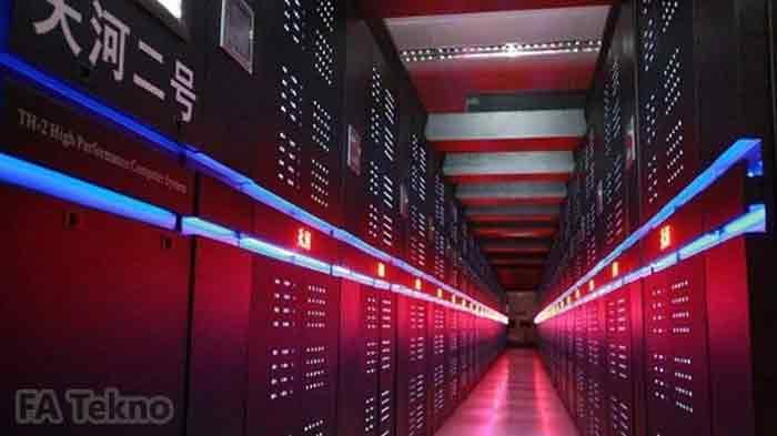 Super Komputer Tianhe 2
