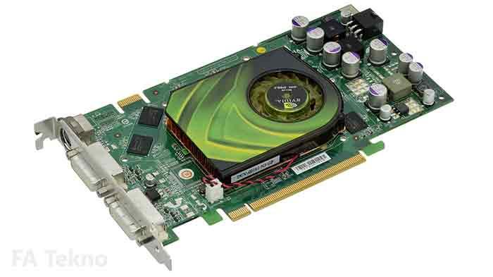 Bentuk VGA Card