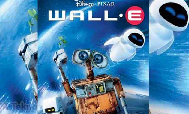 Film Animasi Wall E