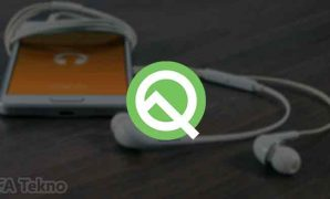 Ponsel Pintar Android Q