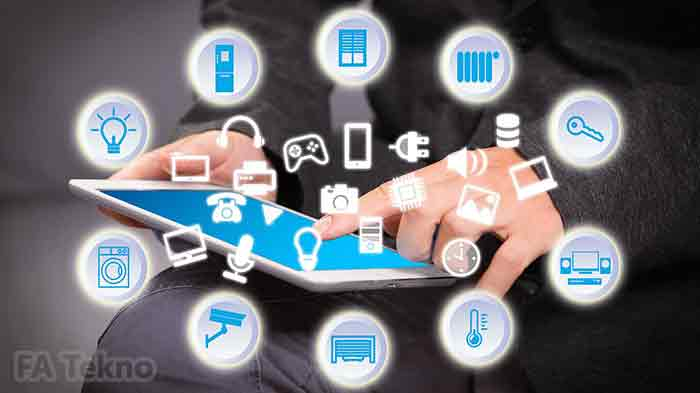 Unsur konektivitas dalam IoT