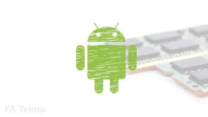 Berbagai jenis RAM pada android