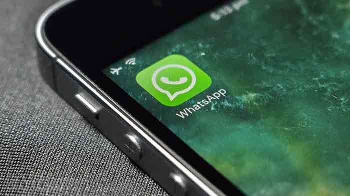 Amankah berkirim pesan di whatsapp
