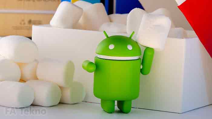 Android merupakan OS open source dari google