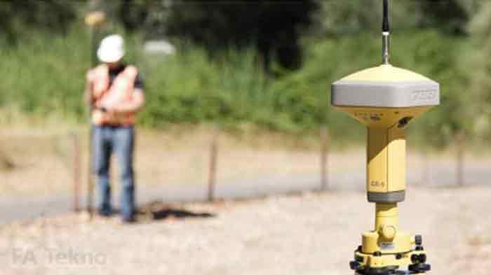 GPS Geodetik untuk suvei dan pemetaan