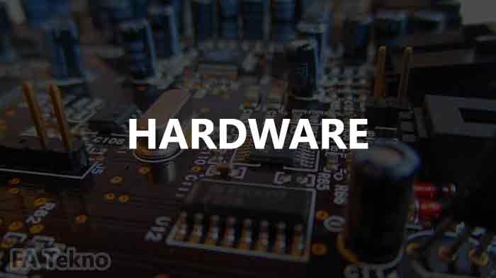 Hardware sebagai piranti keras yang mempermudah pekerjaan