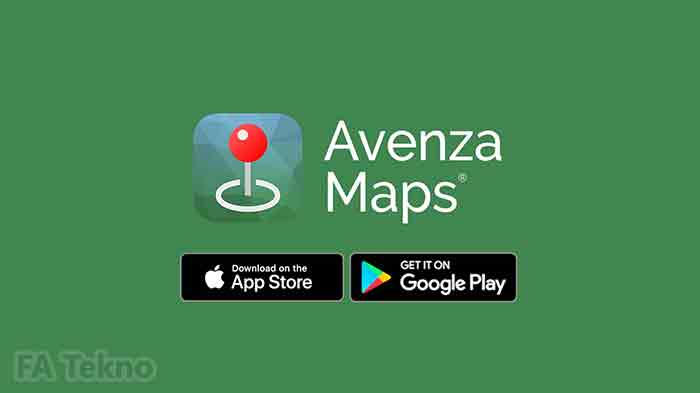 Logo Avenza Maps