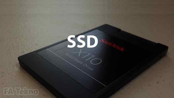 SanDisk sebagai salah satu brand SSD