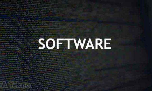 Software sebagai komponen penting pada komputer dan gadget