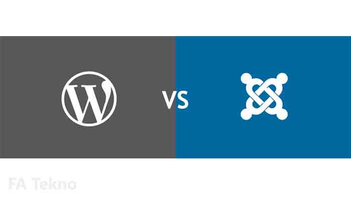 Wordpress atau Joomla yang menjadi pilihan Anda