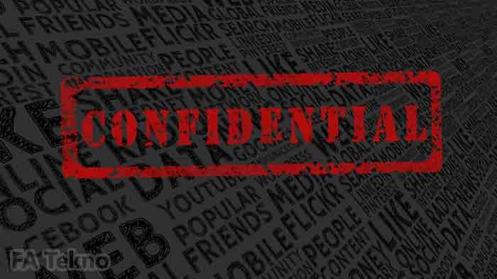 Cara berkomunikasi lembaga rahasia negara