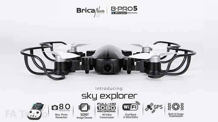 Drone Brica B-PRO5 SE Sky Explorer