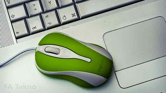 Fungsi DPI pada mouse (tetikus)