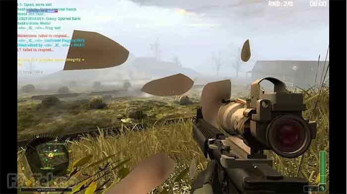 Game Americas Army