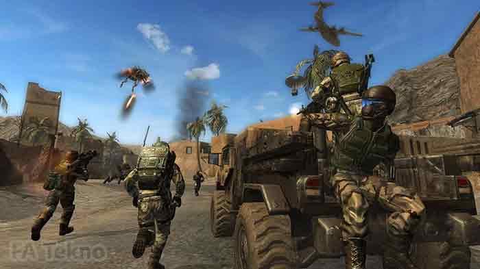Game Enemy Territory Quake Wars