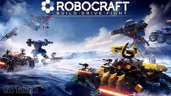Game Robocraft