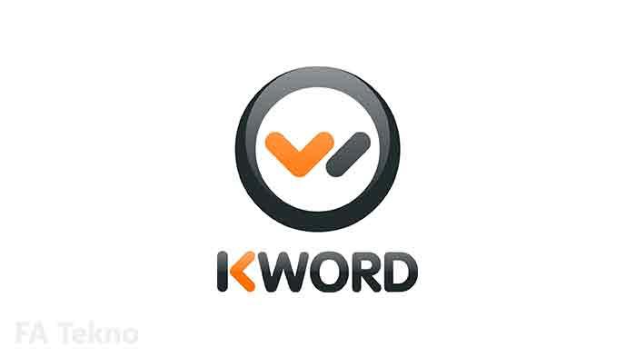KWord logo