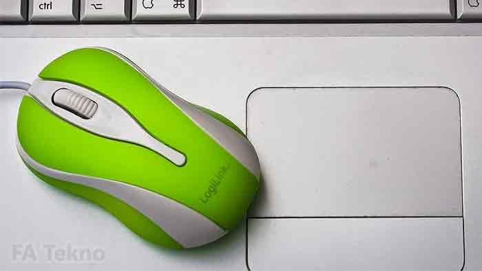 Kelebihan mouse daripada touchpad