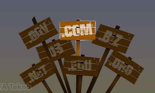Mengapa ekstensi domain dot com bisa sangat populer