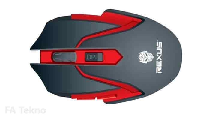 Mouse Rexus Xierra S5 Aviator