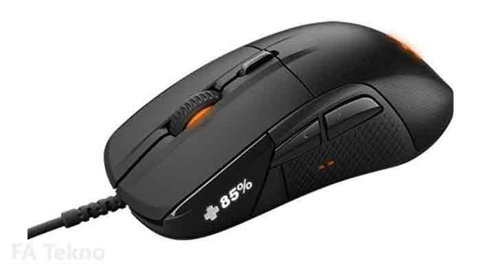 Mouse Steel Series Rival 700