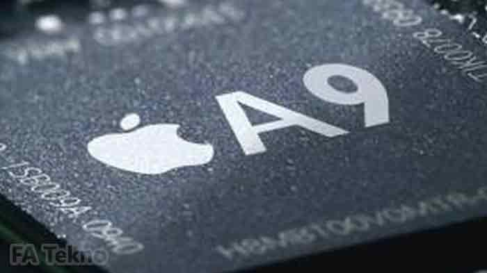 Prosesor A9 yang dipakai oleh Apple
