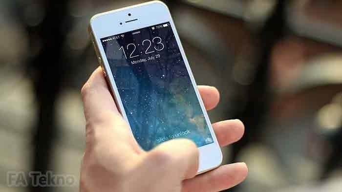 Retina display digunakan oleh ponsel cerdas Iphone