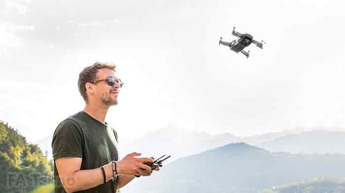 Sertifikasi drone pilot