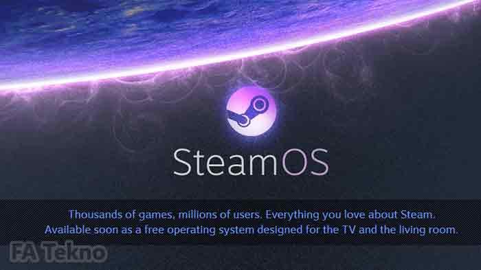 Sistem operasi Steam OS