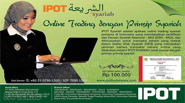 IPOT Syariah-Aplikasi Trading Saham Syariah
