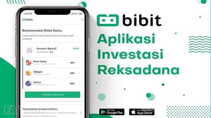Bibit-Aplikasi Investasi Reksadana