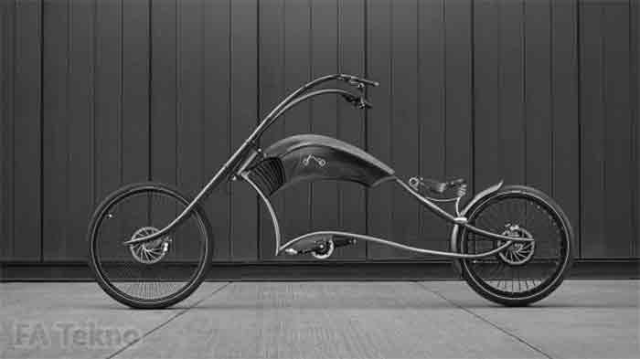The Archont-Sepeda Canggih dan Unik