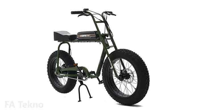 The Super 73-Sepeda Canggih dan Unik