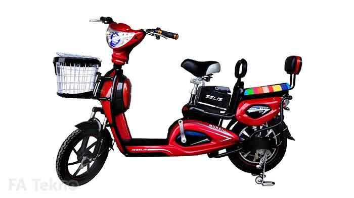 The Volata-Sepeda Canggih dan Unik