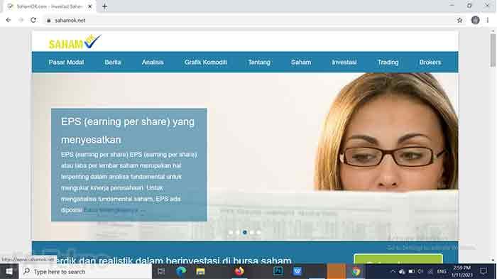 Saham OK-Situs Belajar Investasi Saham