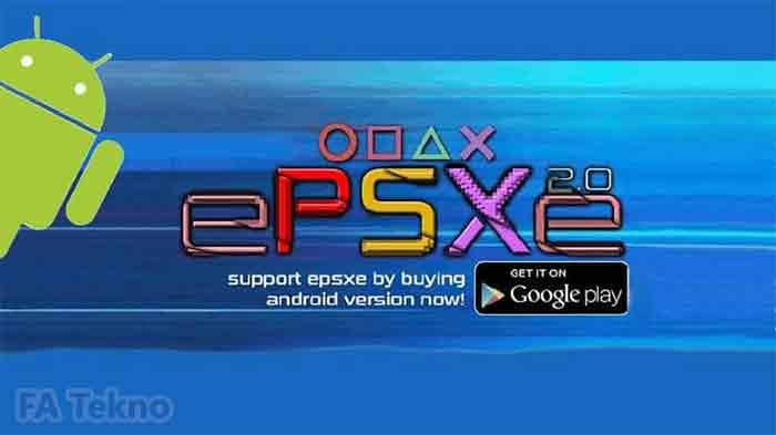 Aplikasi ePSXe