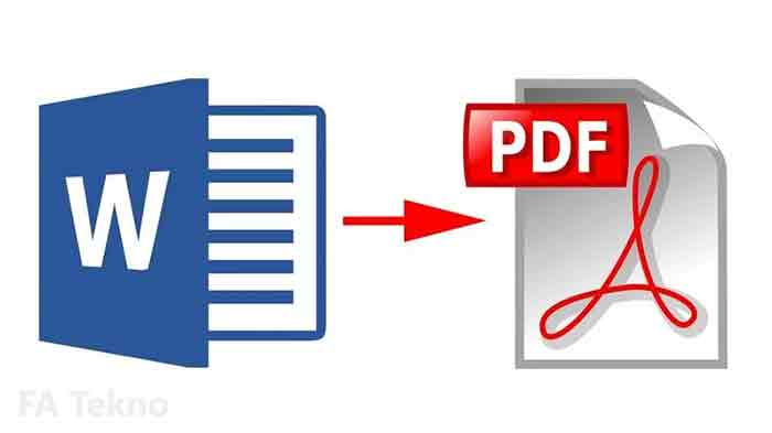 Convert DOCX to PDF