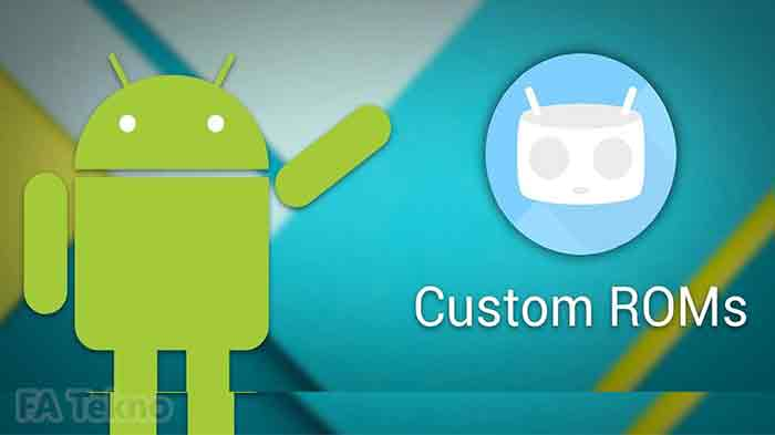 Custom ROM-Update Android