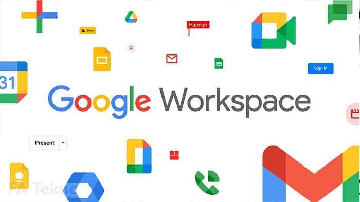 Google Workspace-Aplikasi Untuk Bisnis