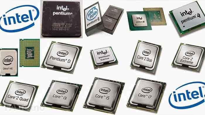 Jenis Processor