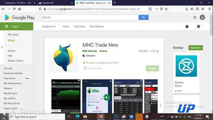 MNC Trade New-Aplikasi Trading Saham