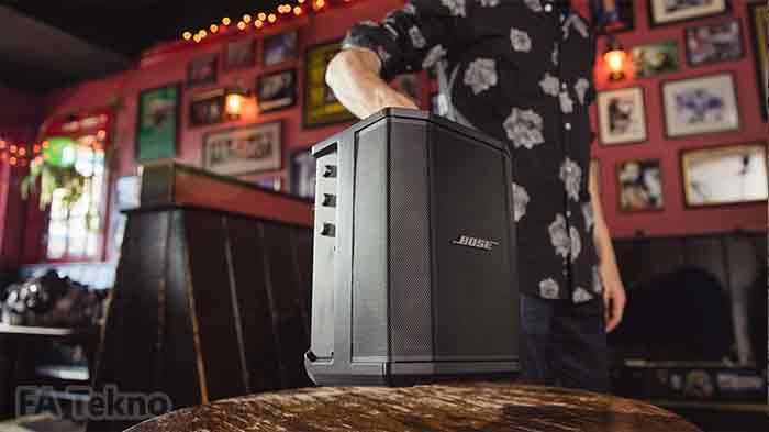 Bose S1 Speaker Portable