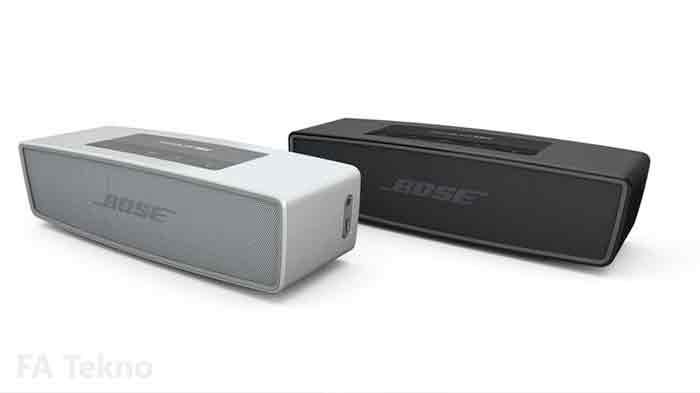 Bose-Speaker Portable