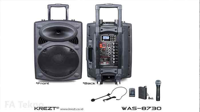 Krezt WAST-Speaker Portable