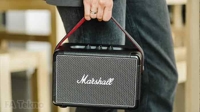 Marshall Kilburn Speaker Bluetooth