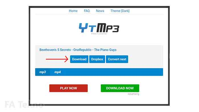 Situs YTMP3